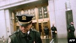 دادگاه فدرال نیویورک؛ عکس تزئینی است.