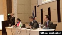 Tajikistan -- US ambassador in Tajikistan Kennet Gross, Dushanbe, 8May2012