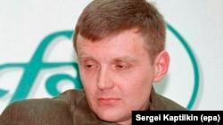 Aleksandr Litvinenko in 1998