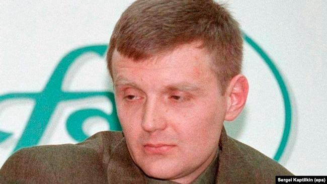 Aleksandr Litvinenko (1962-2006)
