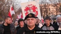Під час акції «Чорнобильський шлях», Мінськ, 26 квітня 2013 року