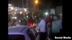 په ایران کې مظاهرهچیان