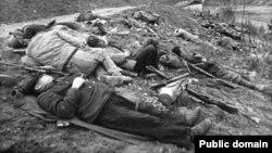 Второе сражение за Керчь. Крах Крымского фронта