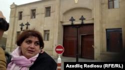 Gazetarja Khadija Ismayilova