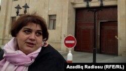 Хадиджа Исмайлова, 19 февраля 2014