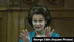 Cristina Tarcea, președinta instanței supreme