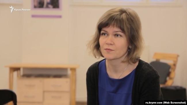 Ольга Шаймарданова
