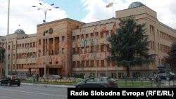 Собрание на Република Македонија