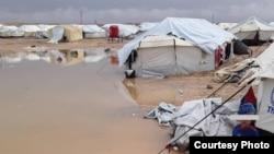 Syria -- Al Hawl camp in Syria, 3Dec2019