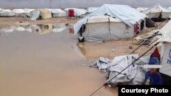 """Лагерь """"Эль-Хол"""" в Сирии"""