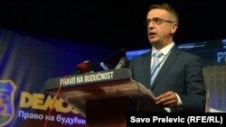 Danilović: Da vidimo na osnovu kojih činjenica i zbog čega se u ovom trenutku podižu nacionalne tenzije.