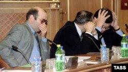 Через три дня... На заседании правительства России 20 августа 1998 года