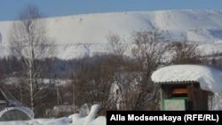 Деревня Чувашка. Кемеровская область