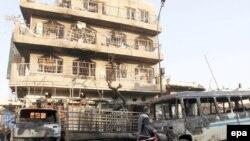 انفجار در محله الصدریه بیش از ۱۳۰ نفر کشته شدند.