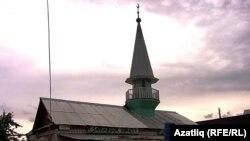 Здание мечети по адресу Торфяная улица, 41 в Казани. Архивное фото