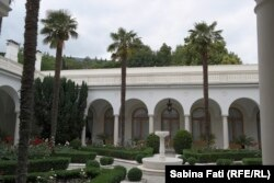 Palatul de la Livadia