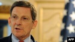 U.S. special envoy Marc Grossman