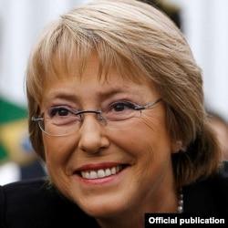 Мишель Бачелет