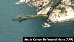 Corea de Sud, exerciții militare, September 12, 2017