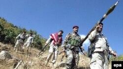 بر پایه گزارش رادیوی دولتی ایران، این درگیری ها چهارشنبه شب و در ارتفاعات مرزی ایران و عراق رخ داده است.(عکس: EPA)