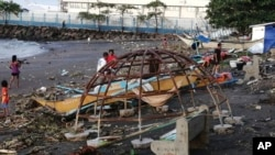 Кількість загиблих внаслідок тайфуну може зрости