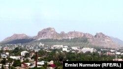 Сулейман-гора.