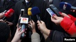 Mediji u Hrvatskoj, ilustrativna fotografija