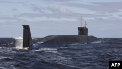 "Of the eight planned new Borei submarines, only the ""Yury Dolgoruky"" has been commissioned."