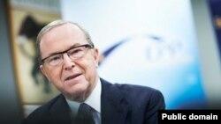 Президент Європейської народної партії Вілфрід Мартенс