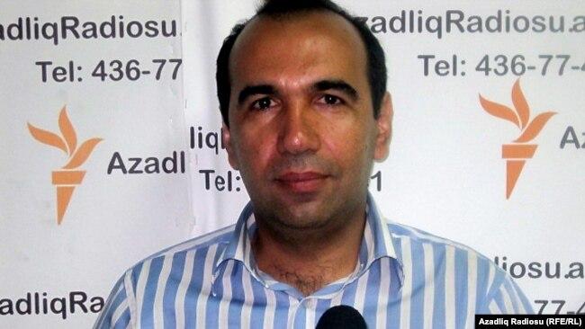 İqtisadçı Məhəmməd Talıblı, Bakı , 2011