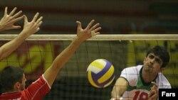 در اين مسابقات ايران تنها بر تايلند و استراليا پيروز شد. (عکس از فارس)