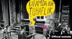 Orhan Pamukun «Başımda əcaib fikirlər» romanının orijinalının üz qabığı.