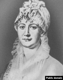 Елизавета Арсеньева, 1800