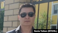 Ерлан Башаков, гражданский активист из Атырау.