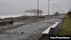 Встреча в Батуми прошла не в лучшее время – регион только начал оправляться от последствий стихии, которая нанесла немалые повреждения приморскому курорту