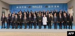 Мировые лидеры в Уэльсе