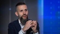 Суботнє інтерв'ю | Максим Нефьодов, голова Державної митної служби