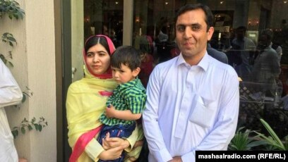 Nobel Prize Winner Malala Visits Hometown In Pakistan