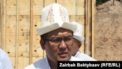 Рахматулла-Хаджи Эгембердиев - муфтий Киргизии