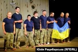 Головні дійові особи документальної вситави «Голоси». Дніпро, вересень 2019 року