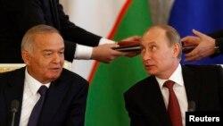 Душанба кунги учрашув пайтида Ислом Каримов Владимир Путин билан шахсий муносабатларидан фахрланишини изҳор қилди.