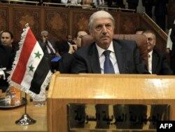 Амбасадорот на Сирија Јусуф Ахмед