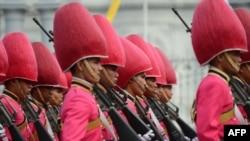 Garda mbretërore e Tajlandës
