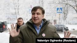 Mihail Saakașvili.
