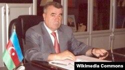 Mübariz Ağayev