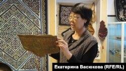 Светлана Оненко, директор музея в Сикачи-Алян