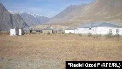 Шаҳраки Ваҳдат дар ноҳияи Ванҷ