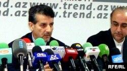 İranın Azərbaycandakı səfiri Məhəmməd Bağır Bəhraminin mətbuat konfransı, Bakı 15 sentyabr 2009