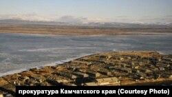 Село Ильпырское.