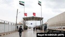 Turkiya-Suriya chegarasidagi «Bob Al-Salom» nazorat-o'tkazish punkti